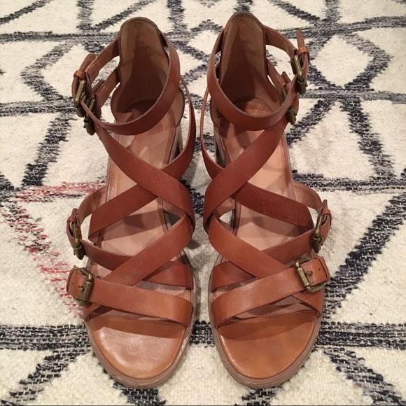 bb466b3327bc Madewell Shoes - Madewell Talisa Buckle Sandal